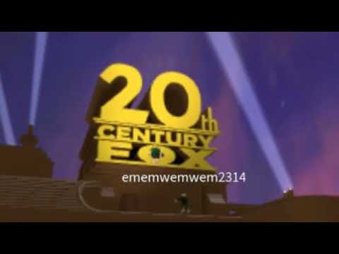20th Century Fox Logo 1994 In Roblox