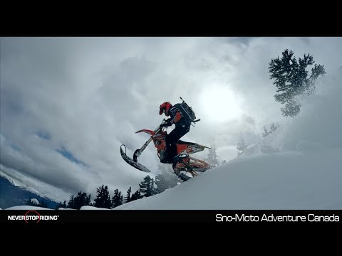 Canada Sno-Moto Adventure - Never Stop Riding