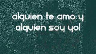 Enrique Iglesias -Alguien Soy Yo LYRICS!