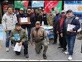 Veteranos de Malvinas reclaman reconocimiento