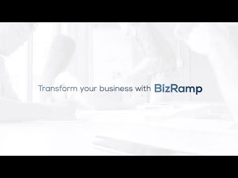Introducing BizRamp - Where Data Transform Businesses