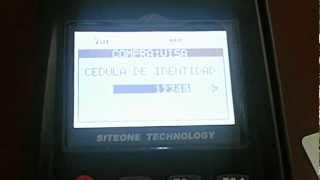 Compra y Anulación (Credicard Venezuela) en POS New8110 GPRS