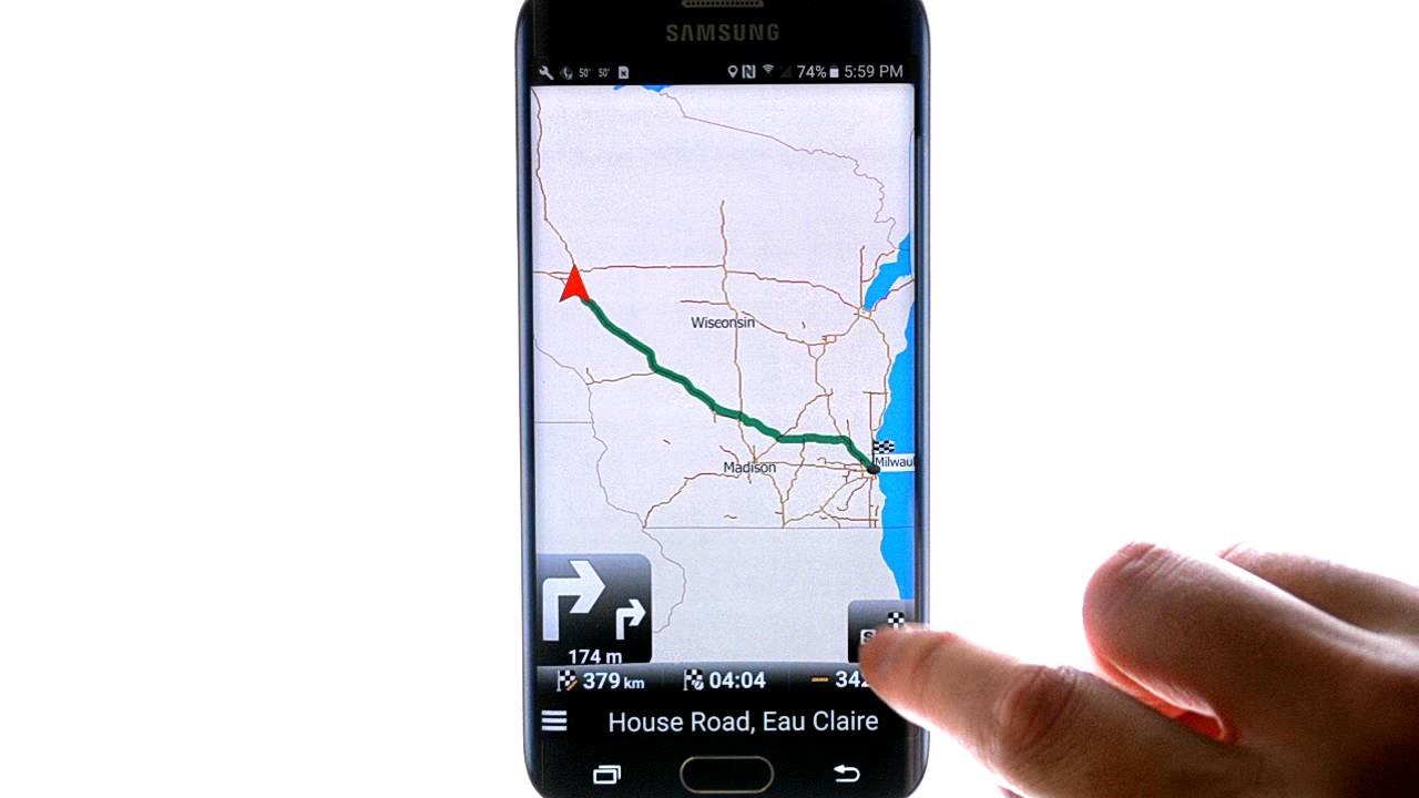 MapFactor GPS Navigation Maps - Best Mobile Navigation App - YouTube