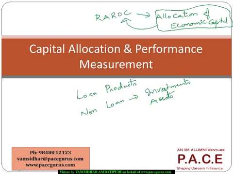 FRM Part2 Capital Allocation and Performance Measurement in Operations Risk