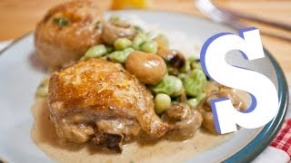 Chicken FricassÉe Recipe - Sorted
