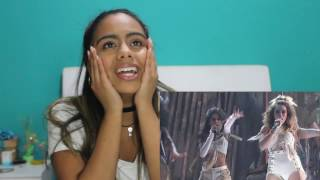 Fifth Harmony That's My Girl Live At Ama's Reaction