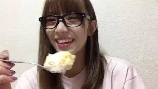 프로듀스48에 출연했던 고토 모에(後藤 萌咲)의 2019년 5월 14일자 쇼룸...