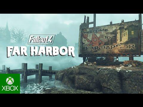 Exploring Fallout 4's Far Harbor