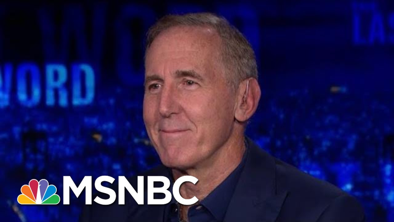 How Impeachment Fear Has Made President Donald Trump Worse | The Last Word | MSNBC