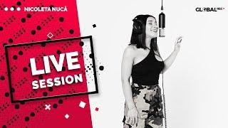 "Nicoleta Nuca - ""Suflet Nebun"" x Live Session GlobalREC."