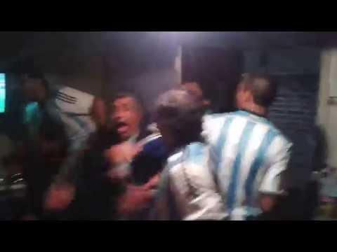 Argentina vs Holanda/ Netherlands- Penales (reaction)