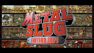 Vídeo Metal Slug Anthology