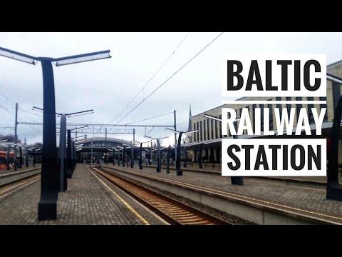 Balti jaam - Tallinn central railway station