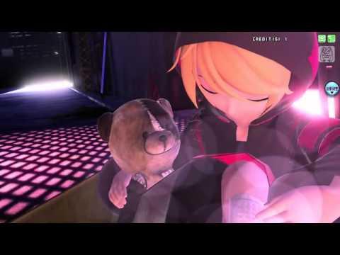 Kagamine Rin-Tokyo Teddy Bear【Project DIVA ARCADE】【Subtitle Indonesia + Lirik】