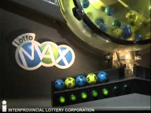 how to watch the lotto max draw live