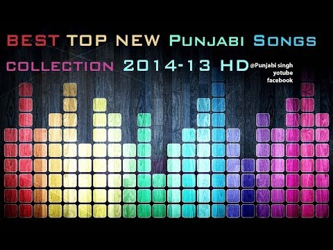 BEST TOP NEW Punjabi Songs collection 2014 HD