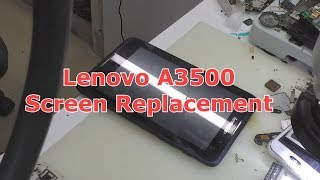 Lenovo A3500 Display Replacement