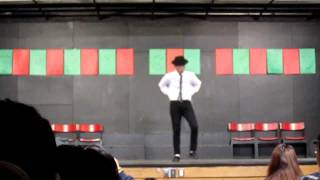 Dangerous by Michael Jackson SMCSS Talent Show