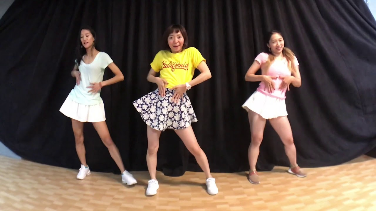 AOA - Good Luck / 有文化 / 派對有氧 / Dance party / 蕾蕾 Choreography - YouTube