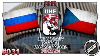 EISHOCKEY WELTMEISTERSCHAFT 2018 [Deutsch/German] #031 - Tschechien - Russland ★ IIHF 2018
