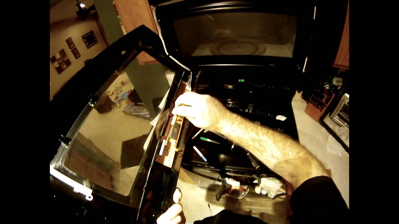 Lg Microwave Keypad Repair