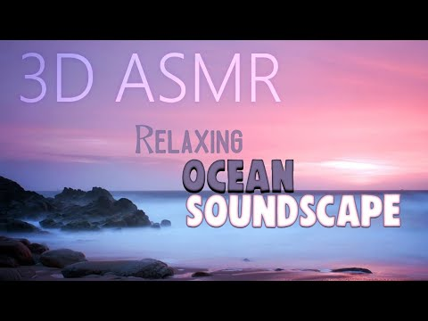 Relaxing Sea Sounds [3DIO Mic] [Real Ocean Sounds]