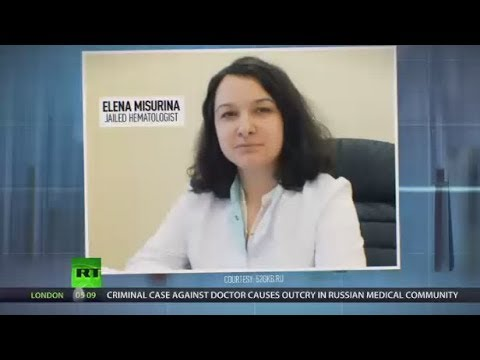 #I_Am_Elena_Misurina: Criminal case against doctor causes outcry in Russian medical community