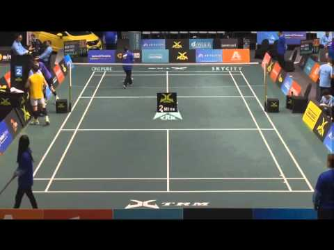 2015 SKYCITY New Zealand Open R16 [MS] LEE Hyun Il vs Anand PAWAR (Sports)