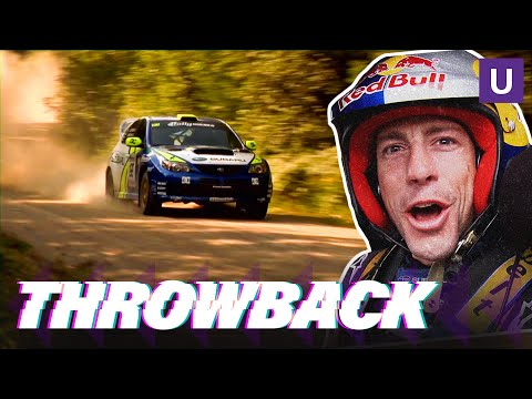 Travis Pastrana SHATTERS RALLY CAR WORLD RECORD   Throwback   Unstoppable
