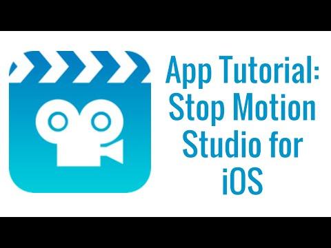 Stop-Motion App Tutorial