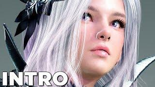 BLACK DESERT ONLINE Walkthrough Gameplay Part 1 - INTRO (XBOX ONE X)