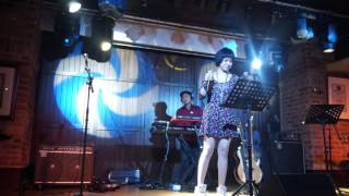 Vintage Band Feat Riffy Putri - All I Ask (Adele Cover)
