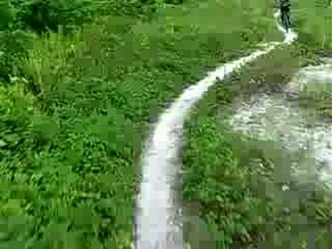 Mountain Bike Trails in Quiet Waters Park - 2008 (2)