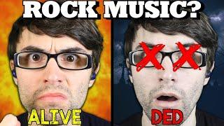 I Listened to Spotify's Top 10 Rock Songs... IS ROCK DEAD?