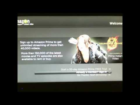 Link up your Roku with Amazon
