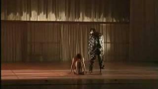 二人传(现代舞男女双人舞,表演:周俊乐、王玫)北京现代舞团