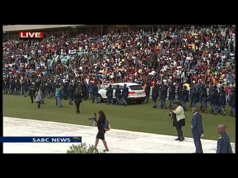 Senzo Meyiwa's funeral service