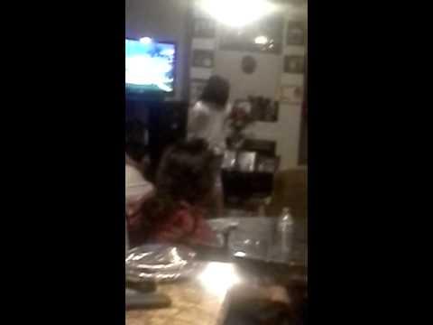 Labor day 2014 family karaoke(5)