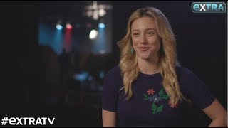 Lili Reinhart Reveals Best Singer in 'Riverdale' Cast Ahead of 'Carrie: The Musical' Episode