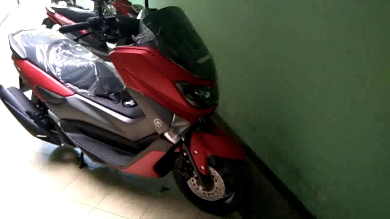 Gambar Modifikasi Nmax Merah Kumpulan Modifikasi Motor Scoopy