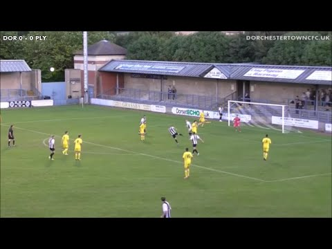 Dorchester Town FC v Plymouth Argyle FC Academy | 22/07/15 | Highlights