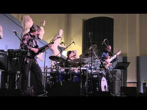 Allan Holdsworth Behind The Scene Footage and Live Concert / Rome