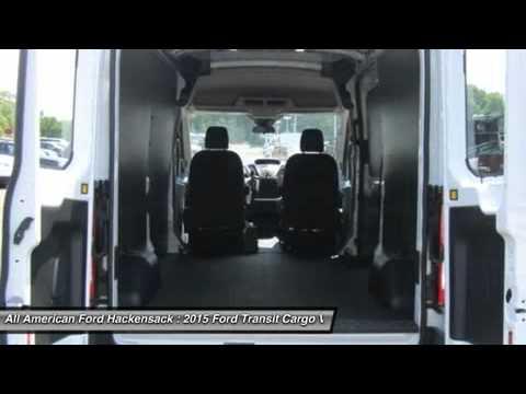 2015 Ford Transit Cargo Van Hackensack Nj 15t689 Youtube