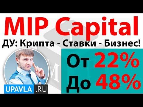 MIP Capital | Обзор и Отзыв | Проект от Админов с Хорошей Репой!