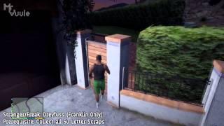 GTA V - 100% Checklist: All Stranger and Freaks Locations / Guide