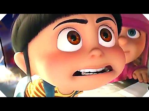 "Thumbnail: DESPICABLE ME 3 ""Crazy Kid"" Movie Clip (2017) MINIONS Animation Blockbuster New Movie HD"