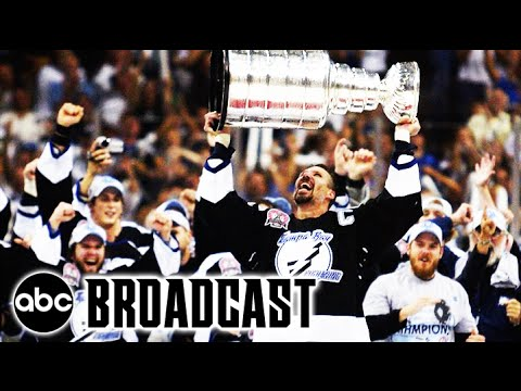 2004 Stanley Cup Finals, Game 7 - Lightning vs Flames (Full Game, ABC broadcast)