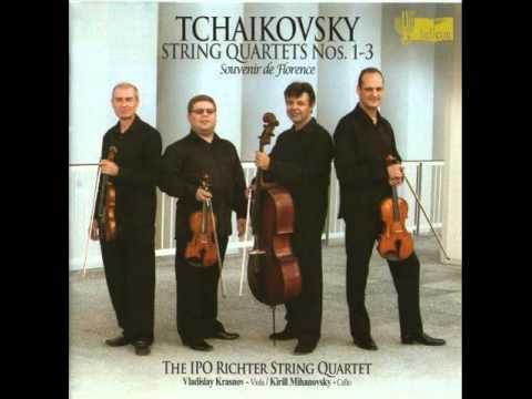 Tchaikovsky Quartet No 2 in F Major,op.22. 3.Andante ma non tanto