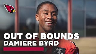 Damiere Byrd Says He's Faster than Kyler Murray & Andy Isabella | Arizona Cardinals