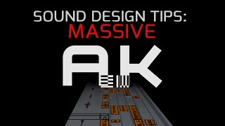 10 Workflow Tips for Sound Design in MASSIVE